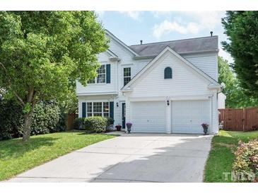 Photo one of 103 Button Rd Morrisville NC 27560 | MLS 2380900