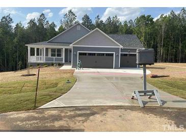 Photo one of 242 Pine Meadow Way Middlesex NC 27557 | MLS 2380968