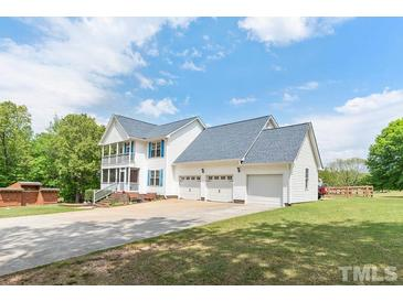 Photo one of 1465 Wheeler Dr Angier NC 27501 | MLS 2381007