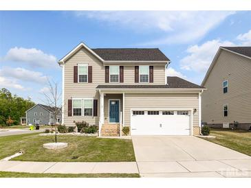 Photo one of 2901 Landon Pines Ct New Hill NC 27562 | MLS 2381022