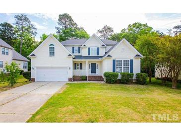 Photo one of 126 Trumbell Cir Morrisville NC 27560 | MLS 2381139