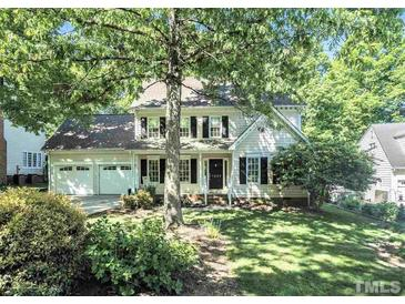 Photo one of 1007 New Chester Ct Apex NC 27502   MLS 2381157