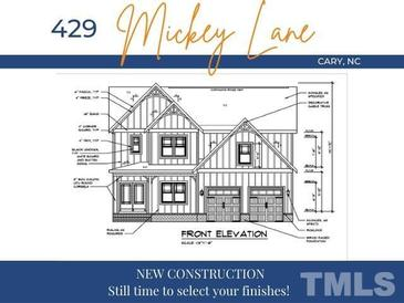 Photo one of 429 Mickey Ln Cary NC 27513 | MLS 2381184