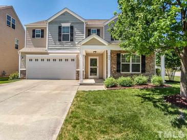Photo one of 900 Pleasant Colony Dr Knightdale NC 27545   MLS 2381190