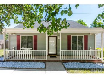 Photo one of 429 Talmage St Raleigh NC 27603 | MLS 2381372
