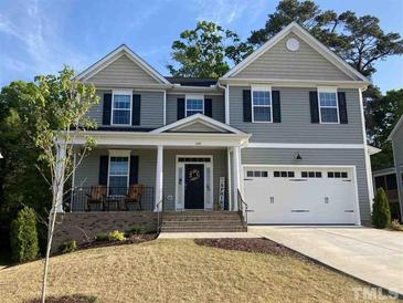 Photo one of 1109 Hidden Manor Dr Knightdale NC 27545 | MLS 2381420