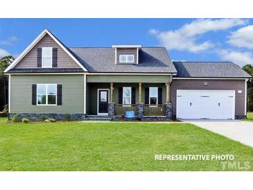 Photo one of 137 W Clydes Point Way Wendell NC 27591 | MLS 2381446