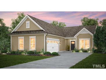Photo one of 716 Haven Peak Ln # Dwt Lot 459 Wake Forest NC 27587 | MLS 2381523
