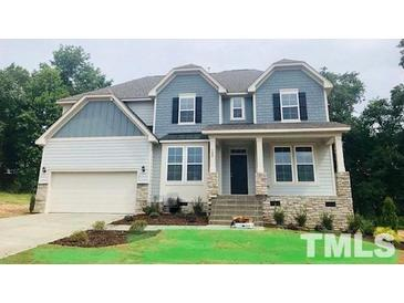 Photo one of 508 Pointe Grove Ln Apex NC 27523 | MLS 2381563
