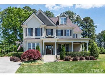 Photo one of 112 Terasina Ct Apex NC 27502 | MLS 2381573