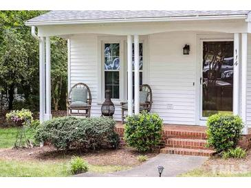 Photo one of 114 Greenmont Ln Cary NC 27511 | MLS 2381586