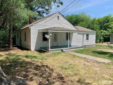 Photo one of 1017 South St Henderson NC 27536   MLS 2387372