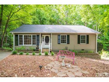 Photo one of 107 Bishop Ct Cary NC 27513 | MLS 2387384