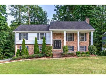 Photo one of 1308 Manovill Pl Raleigh NC 27609   MLS 2387446