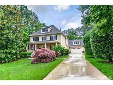 Photo one of 104 Tavernelle Pl Cary NC 27519   MLS 2387502