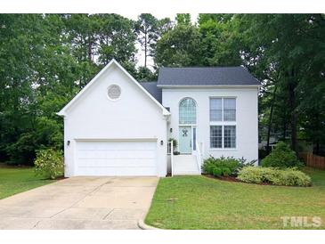 Photo one of 2813 Funster Ln Raleigh NC 27615 | MLS 2387634