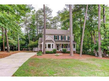 Photo one of 117 Boxford Rd Morrisville NC 27560 | MLS 2387640
