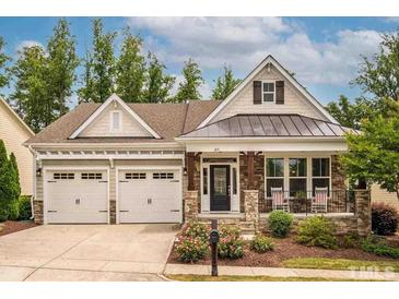 Photo one of 109 Wildwind Dr Chapel Hill NC 27516 | MLS 2387652