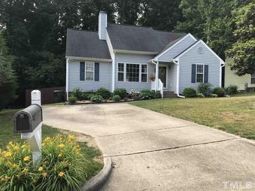 Photo one of 7536 Thebes Dr Raleigh NC 27616   MLS 2387741