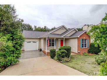 Photo one of 416 Firefly Rd Holly Springs NC 27540   MLS 2387796
