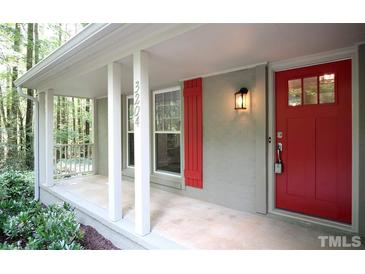Photo one of 3204 Tanager St Raleigh NC 27606   MLS 2388040