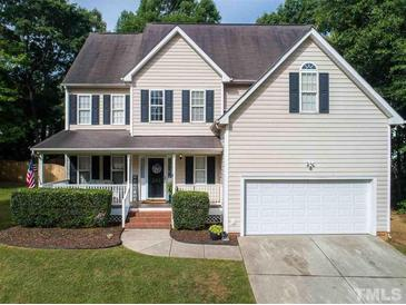 Photo one of 205 Oakhall Dr Holly Springs NC 27540 | MLS 2388193