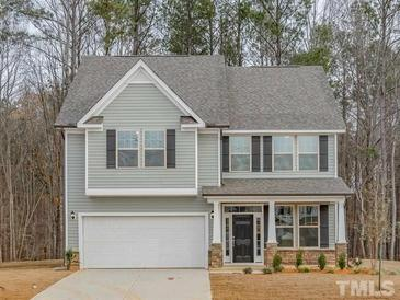 Photo one of 410 Hickory Run Ln # Woodlief Lot 37 Franklinton NC 27525   MLS 2388468