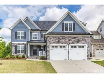 Photo one of 2705 Belmont View Loop Cary NC 27519 | MLS 2388498