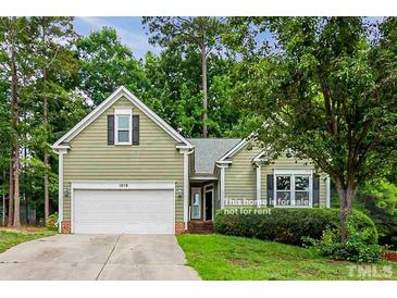 Photo one of 1015 Riverway Ln Knightdale NC 27545 | MLS 2388527