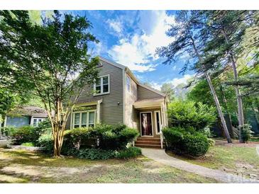 Photo one of 5821 Sentinel Dr Raleigh NC 27609 | MLS 2388585