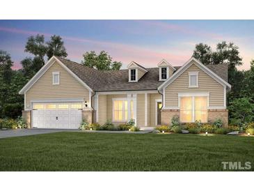 Photo one of 1008 Coast Grade St # Dwt Lot 436 Wake Forest NC 27587 | MLS 2388668