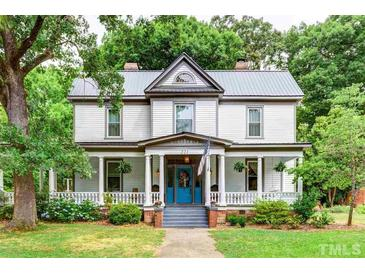 Photo one of 221 E Branch St Spring Hope NC 27882   MLS 2388715
