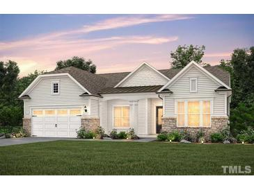 Photo one of 1033 Coast Grade St # Dwt Lot 428 Wake Forest NC 27587 | MLS 2388729