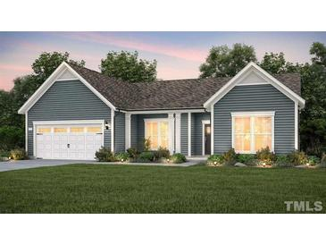 Photo one of 1025 Coast Grade St # Dwt Lot 426 Wake Forest NC 27587 | MLS 2388736