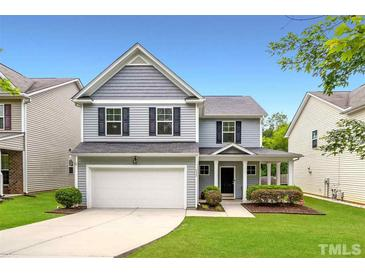 Photo one of 532 Wellspring Dr Holly Springs NC 27540 | MLS 2388753