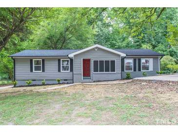 Photo one of 2029 Atkins Dr Raleigh NC 27610   MLS 2388834