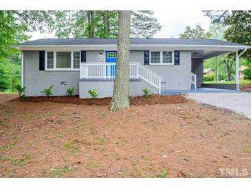 Photo one of 812 Terrace View Dr Chapel Hill NC 27516 | MLS 2388835