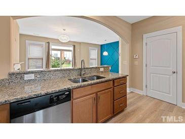 Photo one of 3826 Amelia Park Dr Raleigh NC 27606 | MLS 2388852