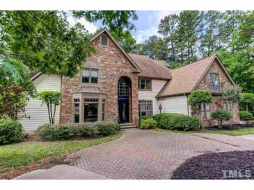 Photo one of 409 Versailles Dr Cary NC 27511   MLS 2388883