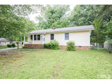 Photo one of 419 N Allen Rd Wake Forest NC 27587   MLS 2389043
