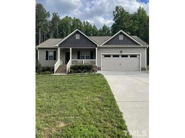 Photo one of 168 Talford Dr Wendell NC 27591   MLS 2389060