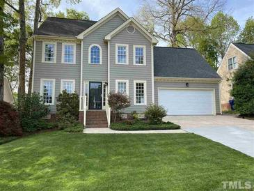 Photo one of 4645 Forest Highland Dr Raleigh NC 27604 | MLS 2389094