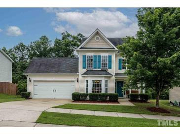Photo one of 712 Pyracantha Dr Holly Springs NC 27540   MLS 2389105