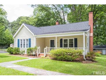 Photo one of 601 E Lavender Ave Durham NC 27704 | MLS 2389143