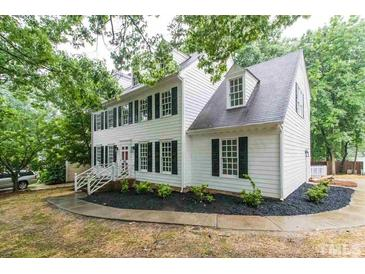 Photo one of 8705 Donnington Dr Raleigh NC 27615 | MLS 2389166