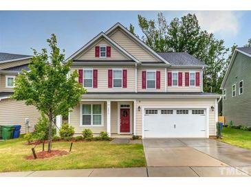 Photo one of 2015 Travern Dr Raleigh NC 27601 | MLS 2389171