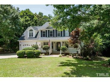 Photo one of 256 Durwood Dr Raleigh NC 27603 | MLS 2395376