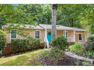 Photo one of 1603 Burnley Dr Cary NC 27511 | MLS 2395389