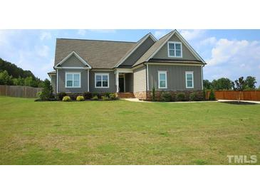 Photo one of 135 Meadow Lake Dr Youngsville NC 27596 | MLS 2395421