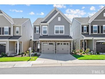 Photo one of 1114 Excite Ave Morrisville NC 27560 | MLS 2395476